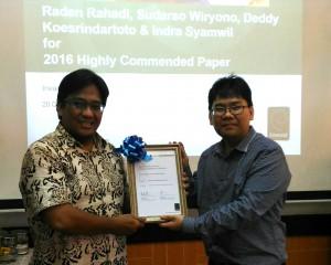DPK Literati Award