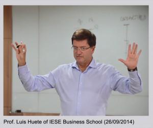 Luis Huete IESE Business School