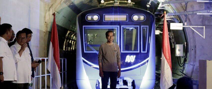 Peresmian-MRT-Jakarta