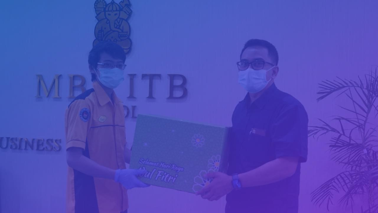 Strengthening family bonds, SBM ITB held Gema Ramadhan